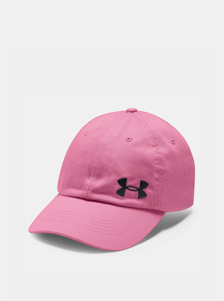 Růžová dámská kšiltovka Golf Under Armour