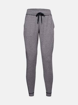 Černé dámské pyžamové kalhoty Recovery Under Armour