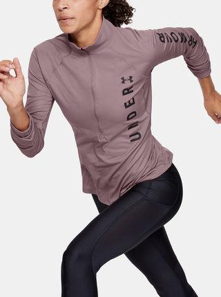 Růžové dámské tričko Speed Stride Under Armour