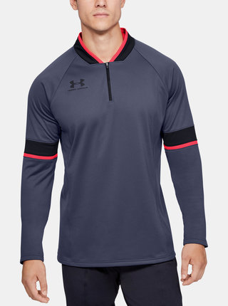 Modré pánské tričko Challenger Under Armour