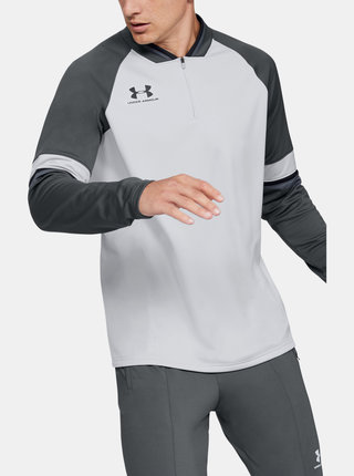 Šedé pánské tričko Challenger Under Armour