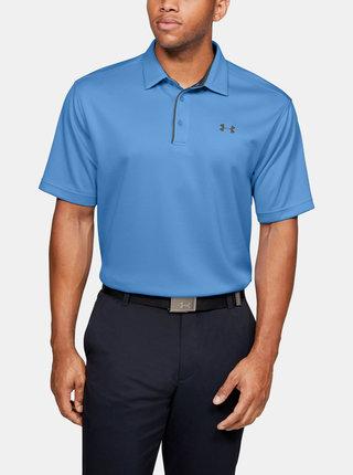 Modré pánské polo tričko Under Armour