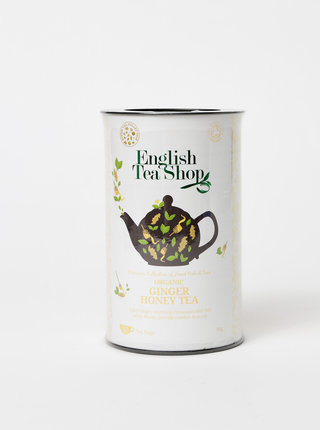 Čierny čaj so zázvorom, škoricou a medom English Tea Shop