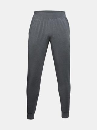 Šedé pánské pyžamové kalhoty Recovery Under Armour