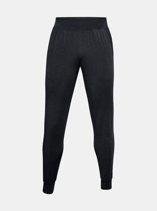 Černé pánské pyžamové kalhoty Recovery Under Armour