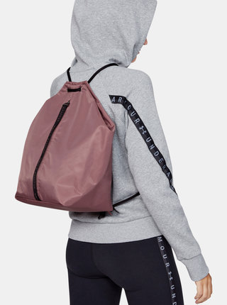 Růžový dámský vak Essentials Under Armour