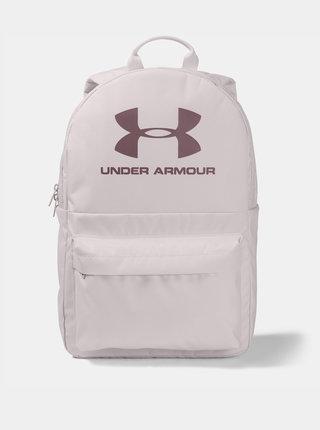 Světle růžový batoh Loudon Under Armour