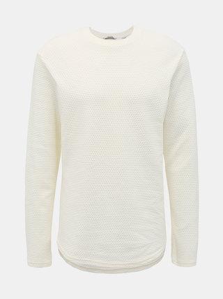 Bílý svetr ONLY & SONS Leech