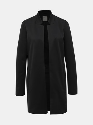 Černý lehký kabát ONLY Soho