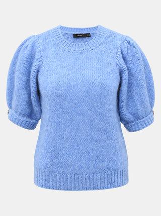 Modrý sveter VERO MODA Diana