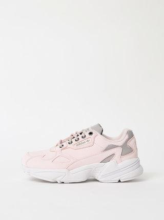 Světle růžové dámské tenisky adidas Originals