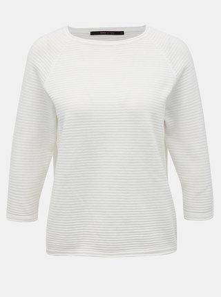 Biely sveter ONLY Poppy