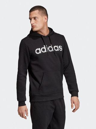 Čierna pánska mikina adidas CORE