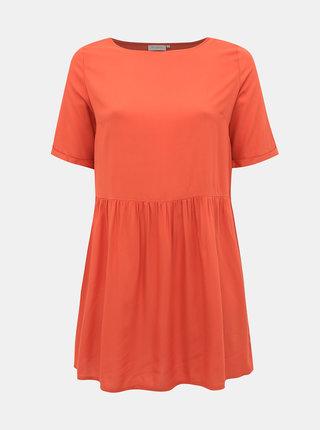 Tehlové šaty ONLY CARMAKOMA Bloom