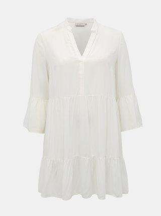 Biele šaty ONLY CARMAKOMA