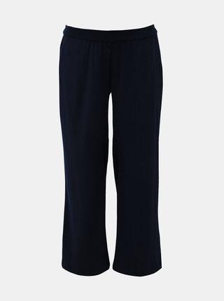Tmavě modré těhotenské 3/4 kalhoty Mama.licious Tilde