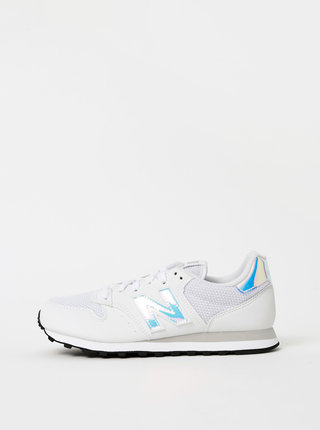 Biele dámske tenisky New Balance 500