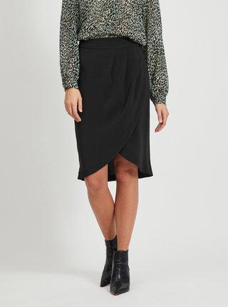 Černá sukně VILA Nahla