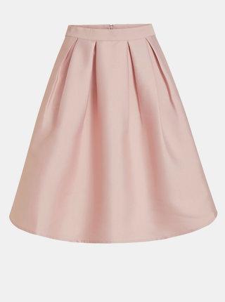 Růžová sukně VILA Kamma