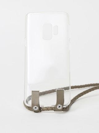 Transparentný obal na Samsung Galaxy S9 Haily´s Carry