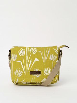 Žltá kvetovaná crossbody kabelka Brakeburn Water Reeds