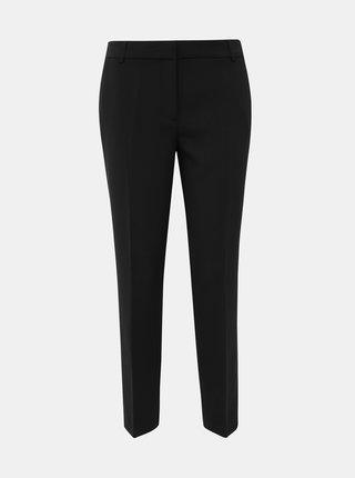 Černé zkrácené kalhoty ONLY Vilda