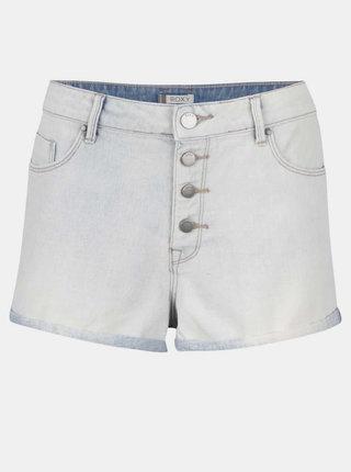 Světle modré džínové kraťasy Roxy Way