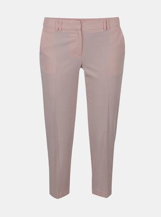 Pantaloni conici roz pal Dorothy Perkins Petite