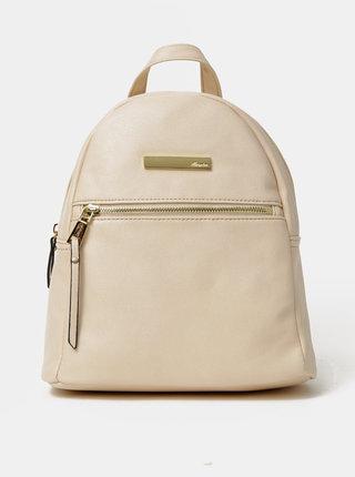 Krémový batoh Hampton