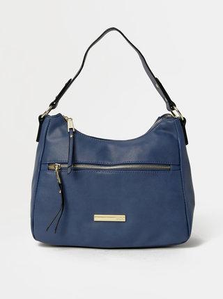 Modrá kabelka Hampton