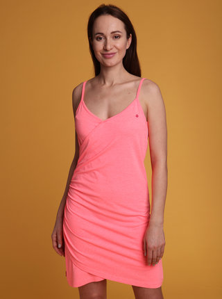 Ružové šaty LOAP Adrea
