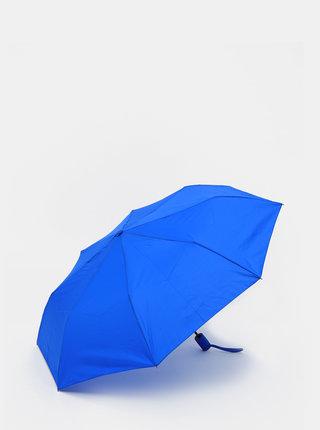 Modrý vystreľovací dáždnik Moon