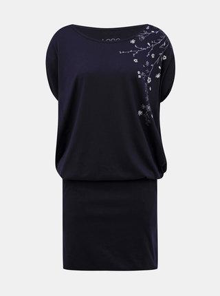 Tmavě modré šaty LOAP Aslana