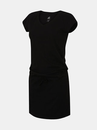 Čierne šaty Hannah Catia