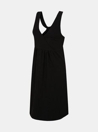 Čierne šaty Hannah Rana