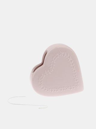 Růžový zvlhčovač vzduchu Dakls