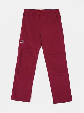 Tmavě růžové holčičí kalhoty Hannah Twin