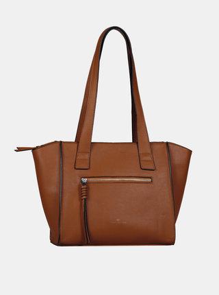 Hnedá kabelka Tom Tailor Katharina