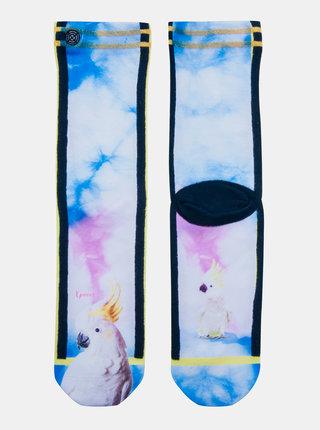 Modré dámske ponožky XPOOOS