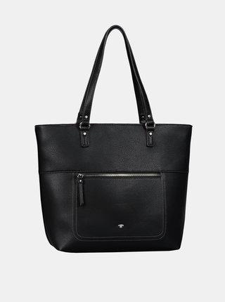 Čierna kabelka Tom Tailor Kasiana