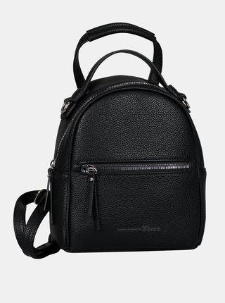 Černý batoh Tom Tailor Denim Linea