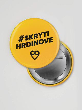 Placka #SKRYTIHRDINOVE