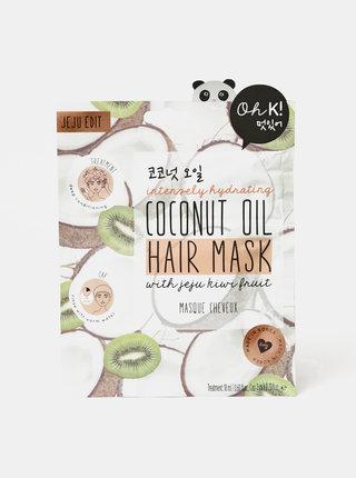 Hydratační maska na vlasy s kokosovým olejem TALLY WEiJL