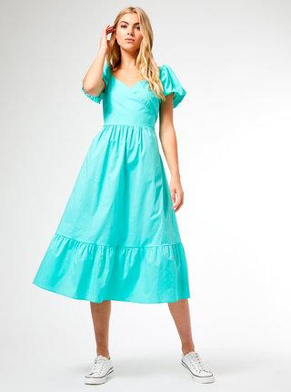 Tyrkysové šaty Dorothy Perkins