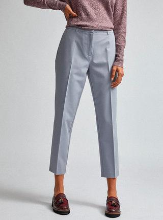 Šedé kalhoty Dorothy Perkins