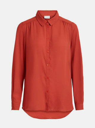 Červená košile VILA