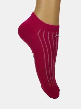 Ružové členkové ponožky Marie Claire