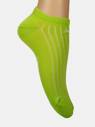 Zelené členkové ponožky Marie Claire