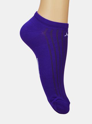 Fialové kotníkové ponožky Marie Claire