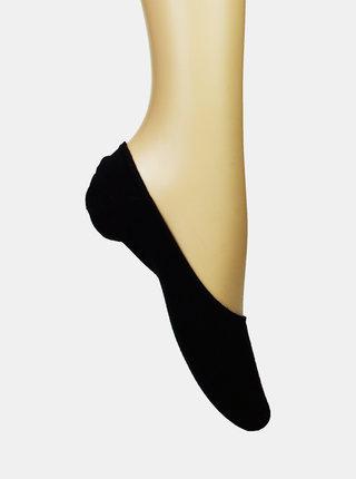 Čierne nízke ponožky Marie Claire